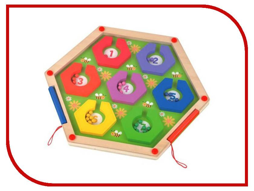 Игрушка Mapacha Магнитный лабиринт Пчелки 76673
