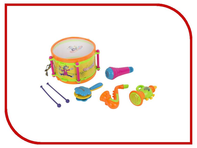 Детский музыкальный инструмент 1Toy Ну Погоди Т52250 1toy мотороллер детский треколесный