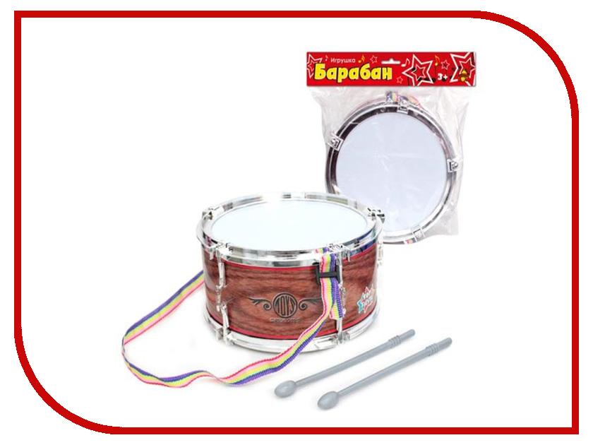 Детский музыкальный инструмент Тилибом Барабан Т80603 музыкальный инструмент 10 букв сканворд