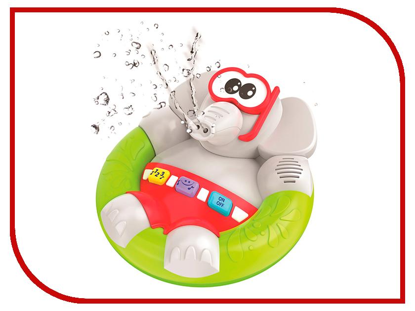 игрушка 1Toy Kidz Delight Весёлый Слонёнок Т10500 каталки альтернатива башпласт слонёнок
