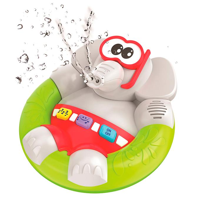 цены на Игрушка 1Toy Kidz Delight Весёлый Слонёнок Т10500  в интернет-магазинах