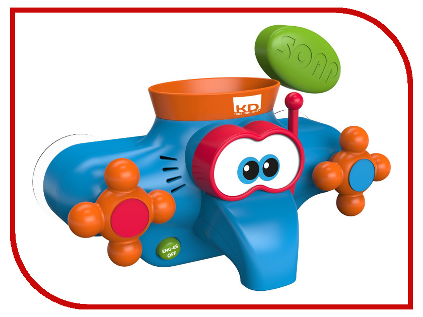 игрушка 1Toy Kidz Delight Весёлый Кран Т10502 мини смартфон kidz delight 1toy