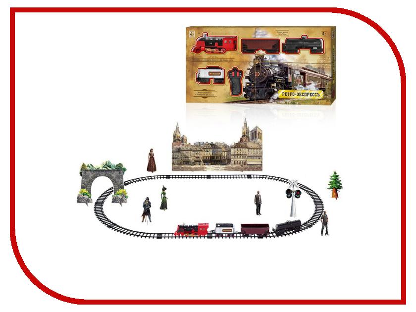 Железная дорога 1Toy Ретро Экспресс Т10578 1toy железная дорога николаевский экспресс