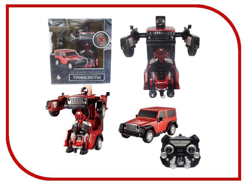 Игрушка 1Toy Робот-трансформер Red Т10860