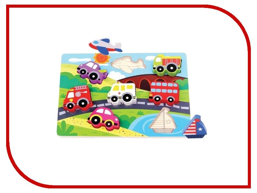 Игрушка Mapacha Вкладыши Машинки 76727