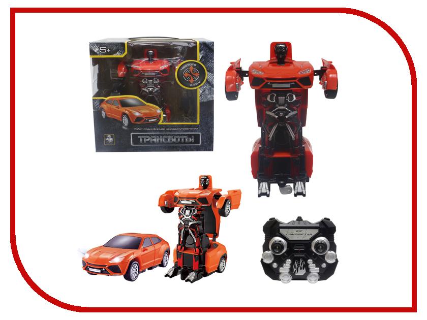 Игрушка 1Toy Робот-трансформер Red Т10867
