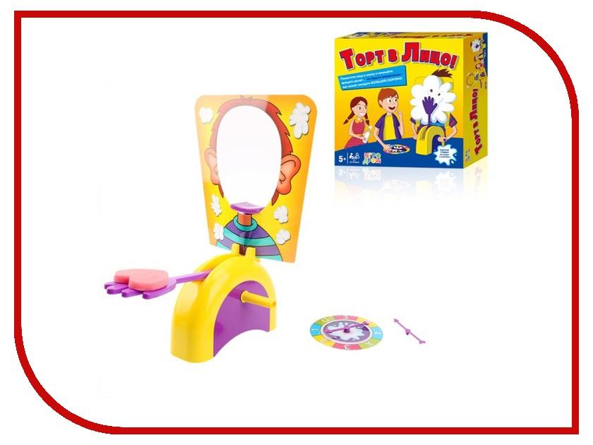 Настольная игра 1Toy Торт в лицо Т10704 настольная игра zuru inc семейная торт в лицо