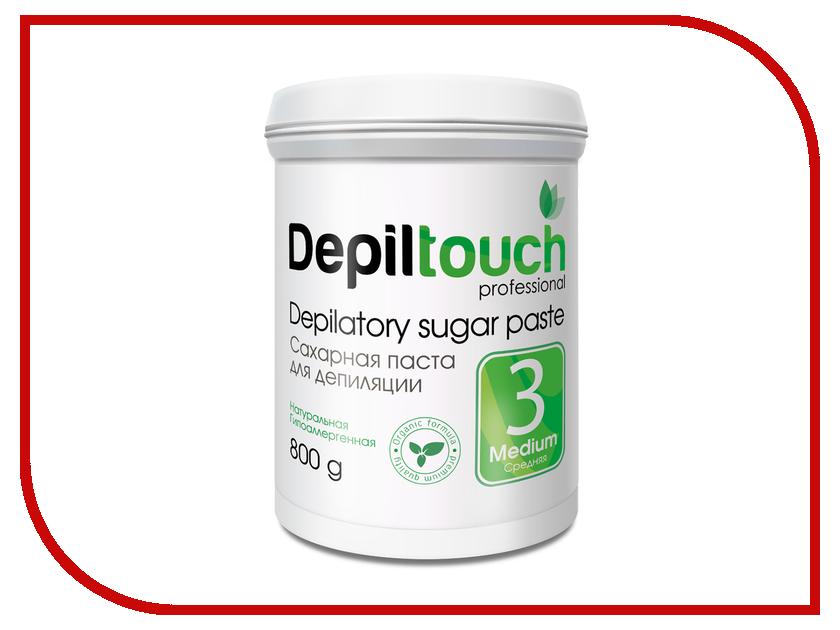 Домашний шугаринг Depiltouch Professional Сахарная паста Мягкая 330гр 87703