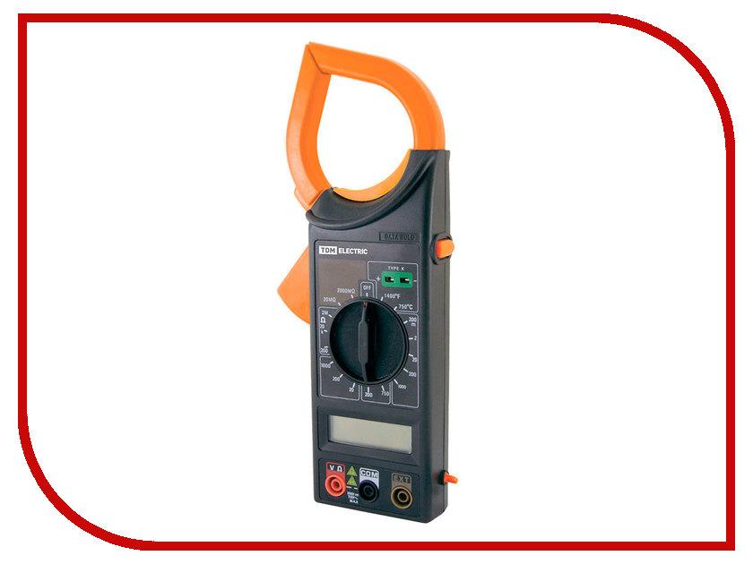 Токовые клещи TDM-Electric M266 SQ1005-0004