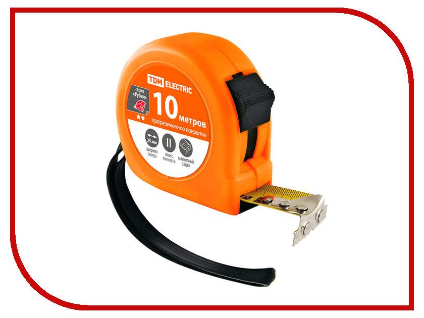 Рулетка TDM-Electric Рубин 10m SQ1018-0108