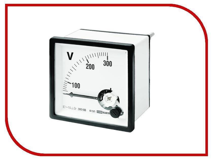 Вольтметр TDM-Electric SQ1102-0130 китайский фонарик sq0330 0130