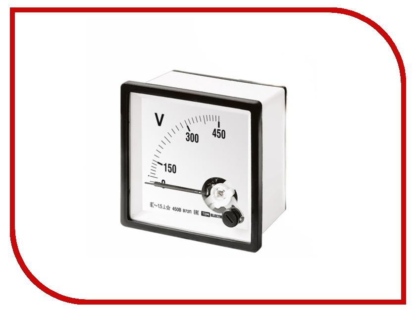 Вольтметр TDM-Electric SQ1102-0135