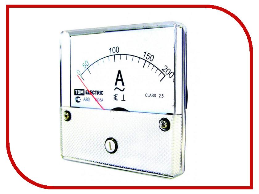 Амперметр TDM-Electric SQ1102-0232