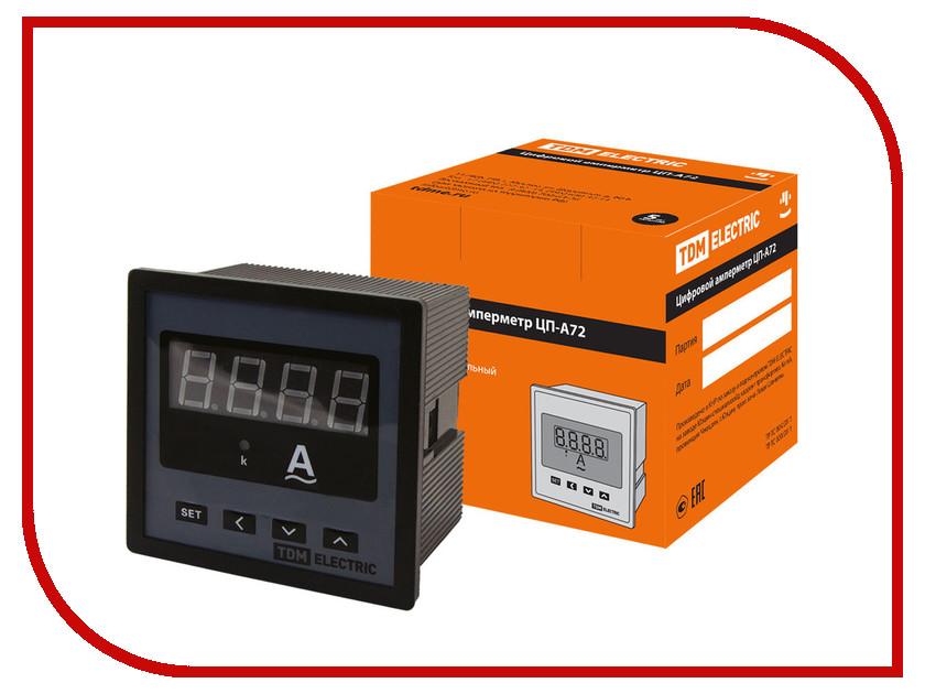 Амперметр TDM-Electric SQ1102-0501