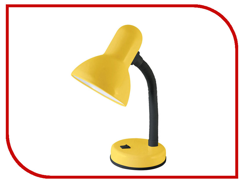 Лампа TDM-Electric 60W E27 Yellow SQ0337-0115