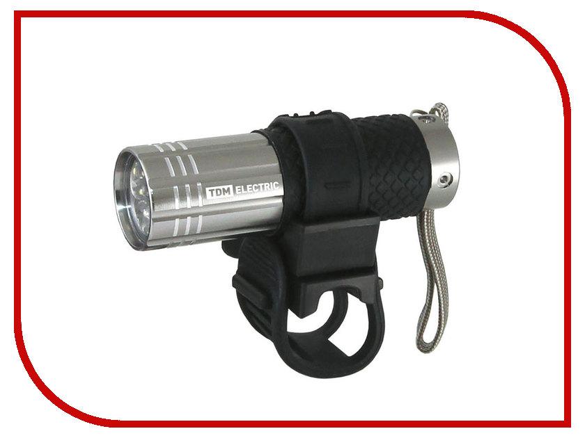 Фонарь TDM-Electric Велосипедный 2 SQ0350-0028 фонарь tdm sq0350 0010