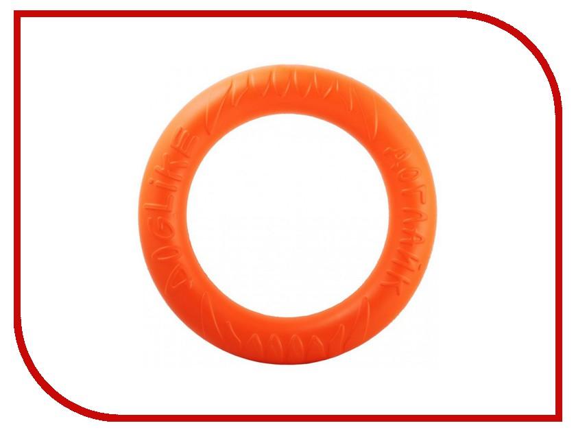 Игрушка Doglike Кольцо 8-мигранное среднее Orange
