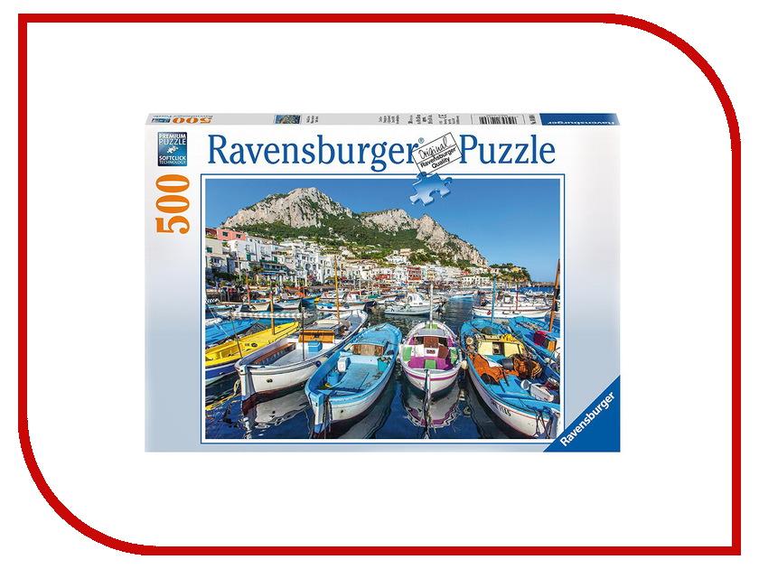Пазл Ravensburger Красочная пристань 14660