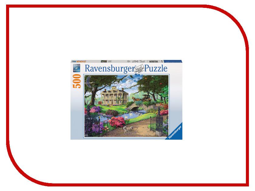 Пазл Ravensburger Посещение особняка 14690