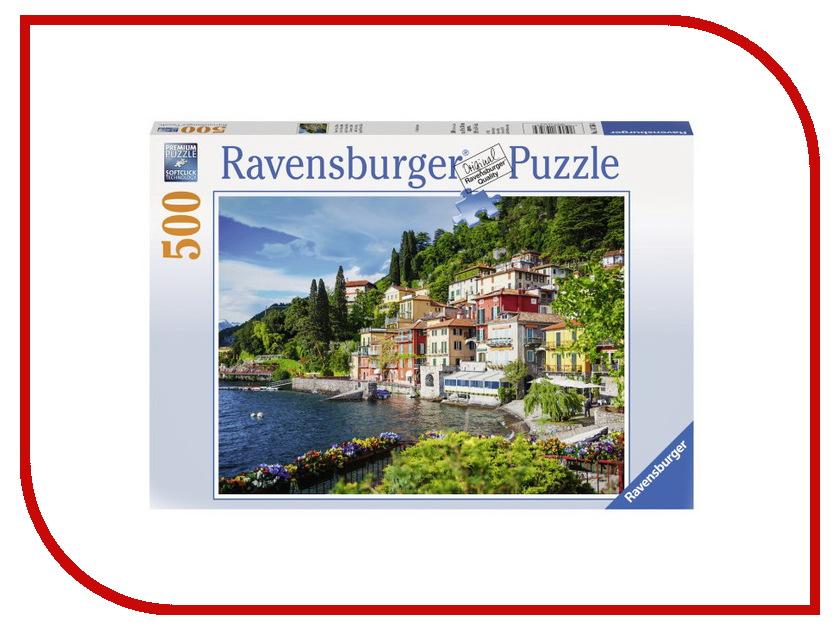 Пазл Ravensburger Озеро Комо в Италии 14756 корсо комо кроссовки