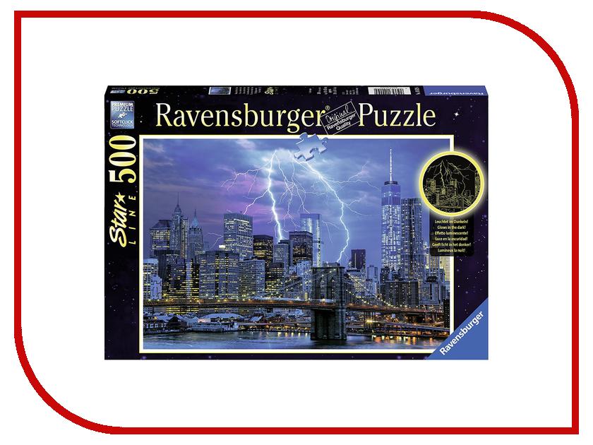 Пазл Ravensburger Молния над Нью-Йорком 14909