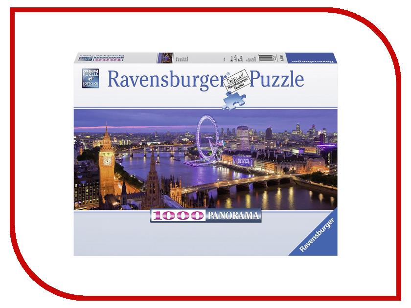 Пазл Ravensburger Ночной Лондон 15064 пазл ravensburger тула мун лондон 19372