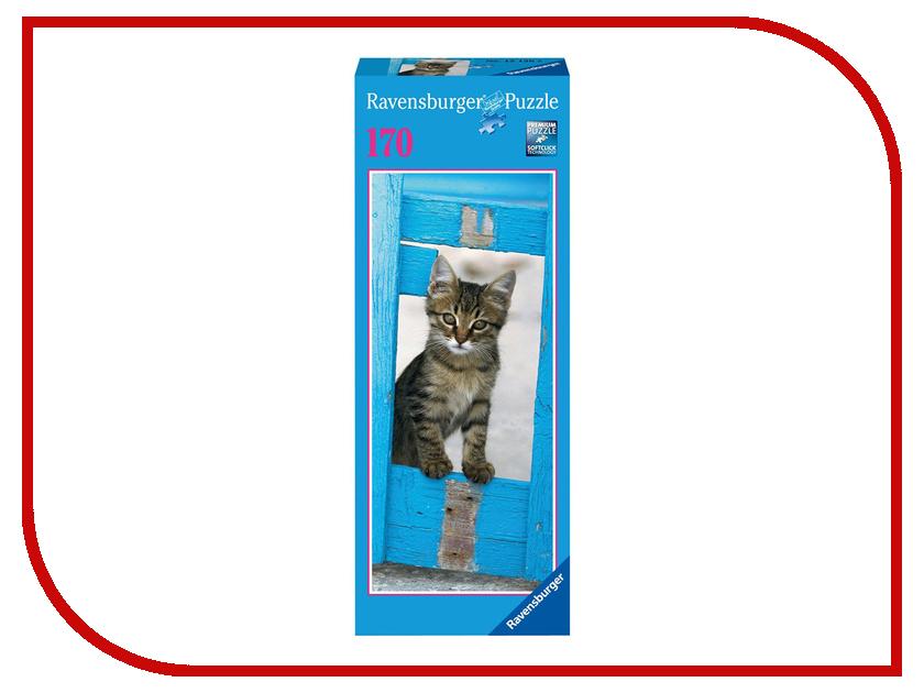Пазл Ravensburger Любопытный котенок 15136