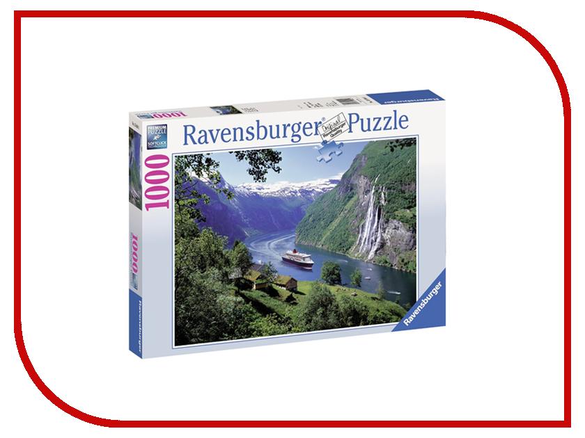 Пазл Ravensburger Норвежский фьорд 15804 палатки фьорд нансен купить в луганске
