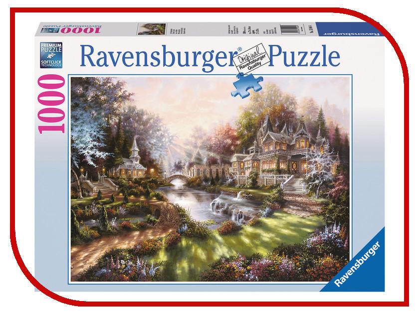 Пазл Ravensburger В утреннем блеске 15944 ravensburger пазл в утреннем блеске 1000 деталей