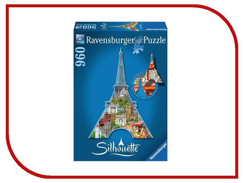 Пазл Ravensburger Эйфелева башня 16152 ravensburger тула мун эйфелева башня 12567