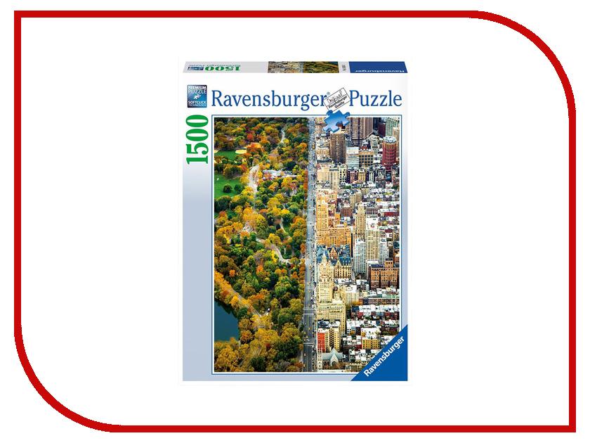 Пазл Ravensburger Лес и Нью-Йорк 16254