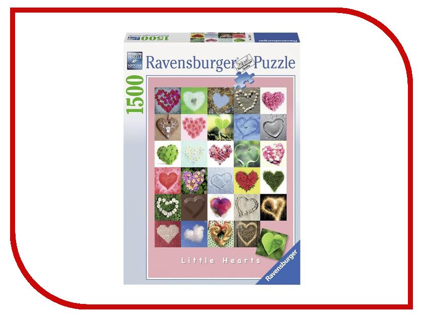 Пазл Ravensburger Галерея сердец 16294 галерея тц адрес
