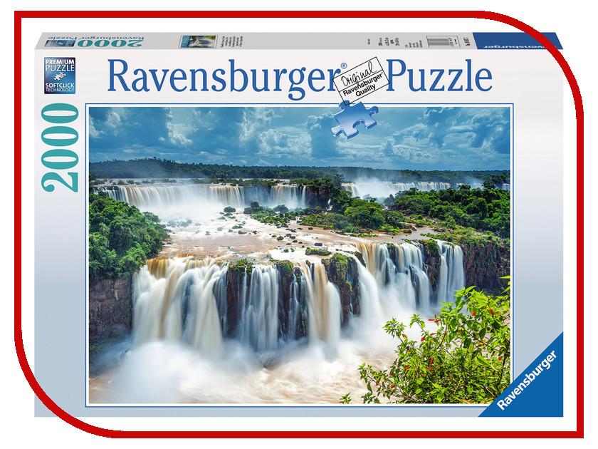 Пазл Ravensburger Водопад 16607 ravensburger пазл водопад 2000 деталей