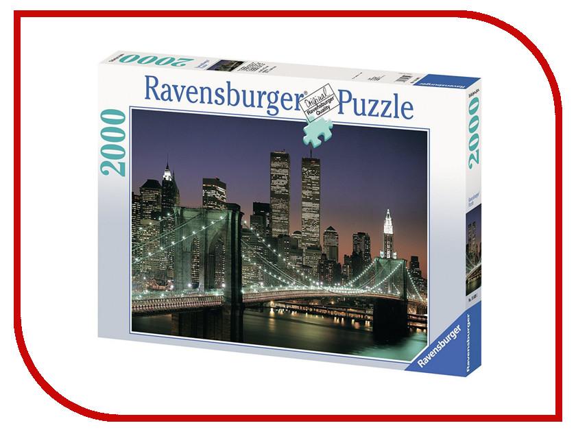 Пазл Ravensburger Бруклинский мост 16609 пазлы ravensburger пазл бруклинский мост 1500 элементов