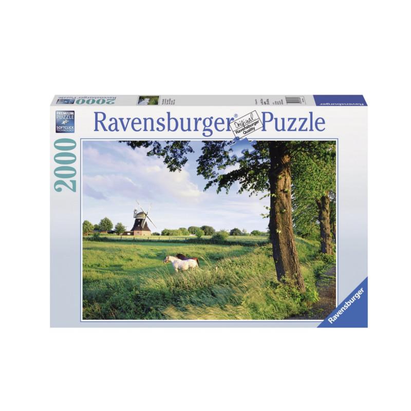 Пазл Ravensburger Сельский пейзаж 16635
