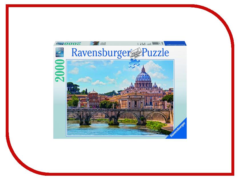 Пазл Ravensburger Мост Святого Ангела. Рим 16686 мост ватерлоо