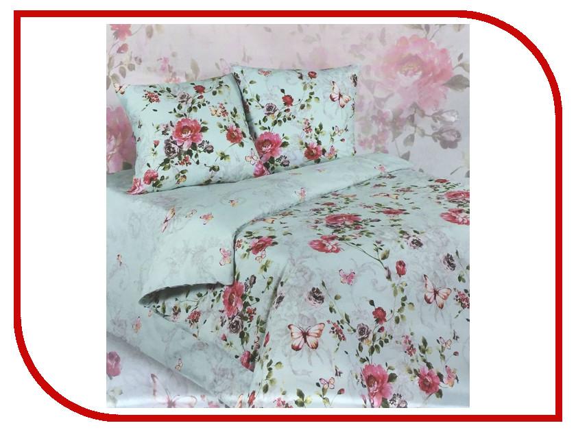Постельное белье Экзотика 515 Комплект Семейный Сатин постельное белье экзотика адель комплект семейный поплин