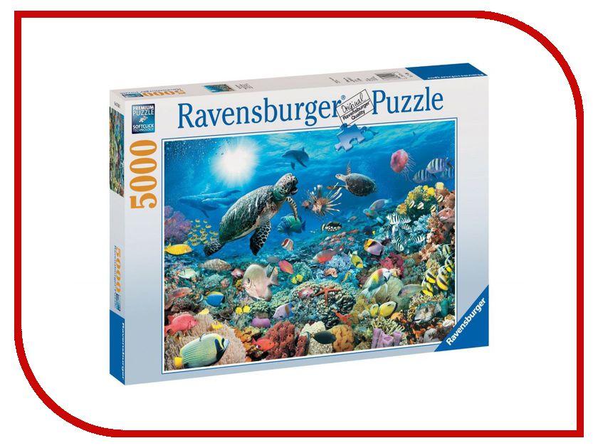 Пазл Ravensburger Подводный мир 17426 bondibon пазл для малышей подводный мир