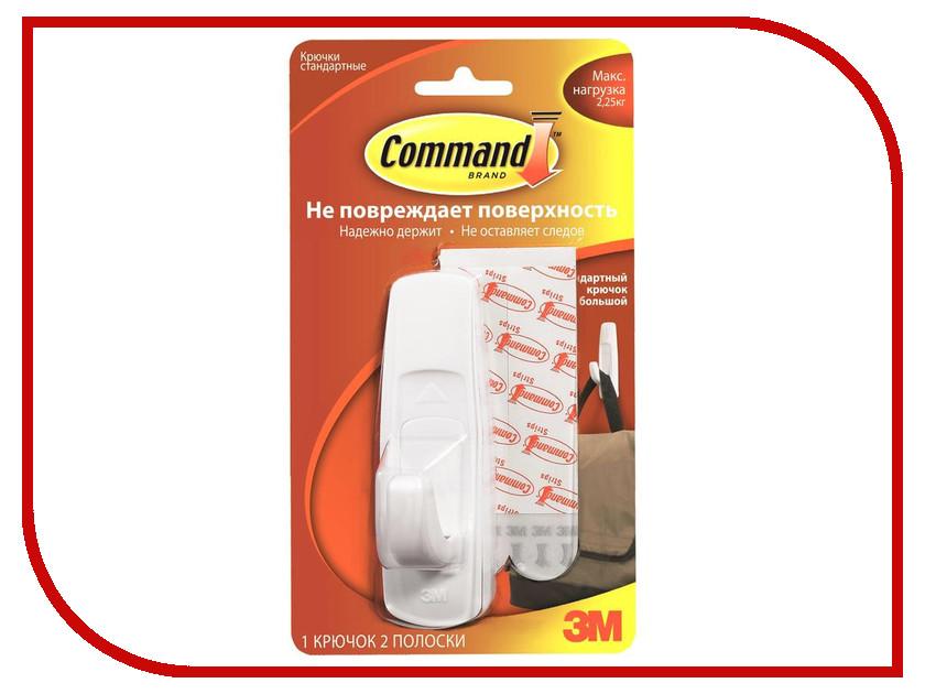 Крючок Command White 168751