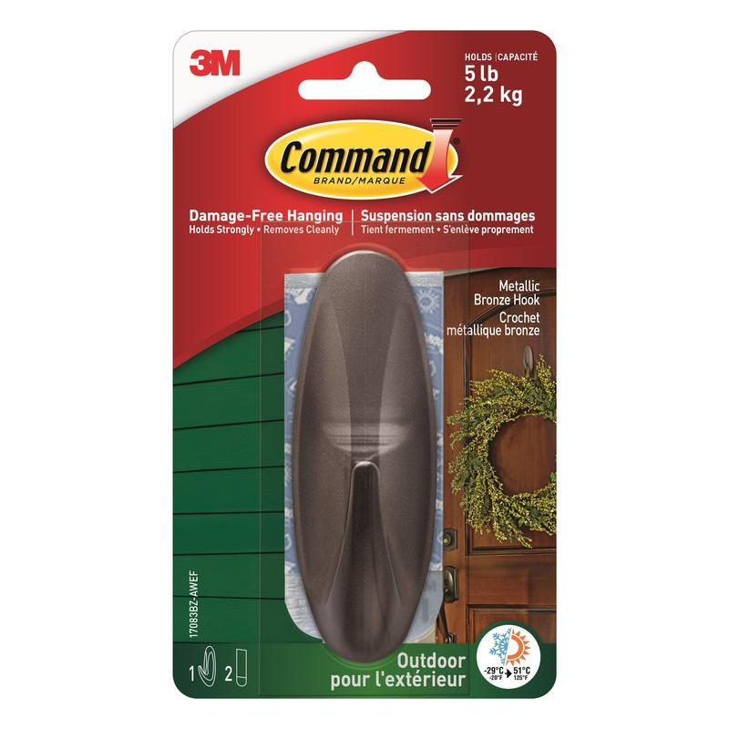 Крючок Command 17083BZ-AWCEE/740137