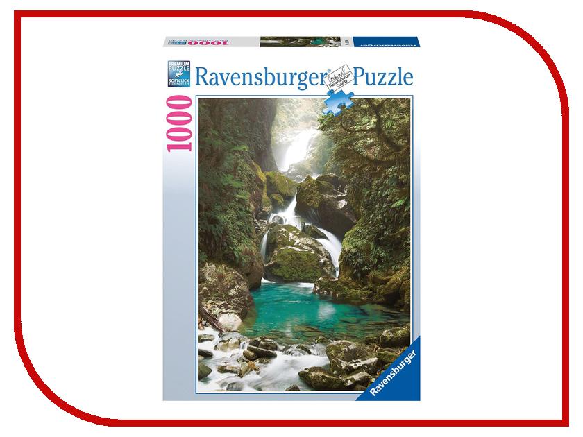 Пазл Ravensburger Водопад Маккей. Новая Зеландия 19050 ravensburger пазл водопад 2000 деталей