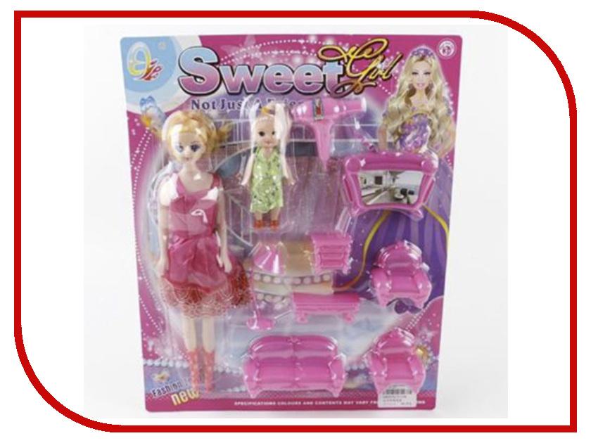 Кукла China Bright Куклы с аксессуарами 1403535
