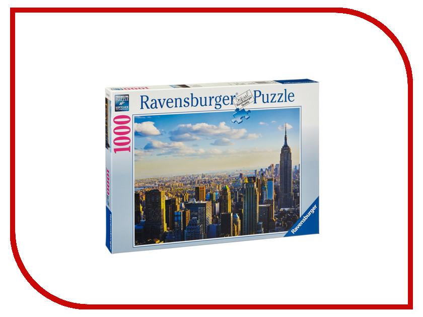 Пазл Ravensburger Утро на Манхэттене 19114 пазл ravensburger утро на манхэттене 1000 элементов
