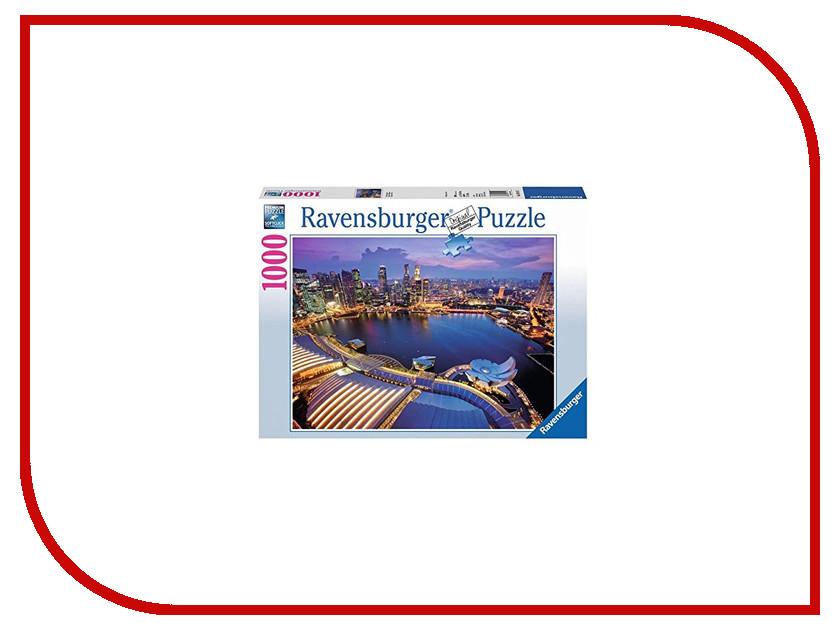 Пазл Ravensburger Сингапур 19141 сбербанк книга сингапур