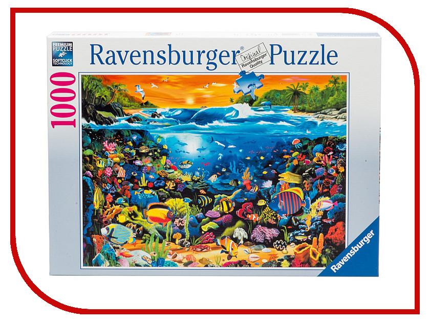 Пазл Ravensburger Подводный мир 19268 ravensburger подводный мир пазл 5000 элементов