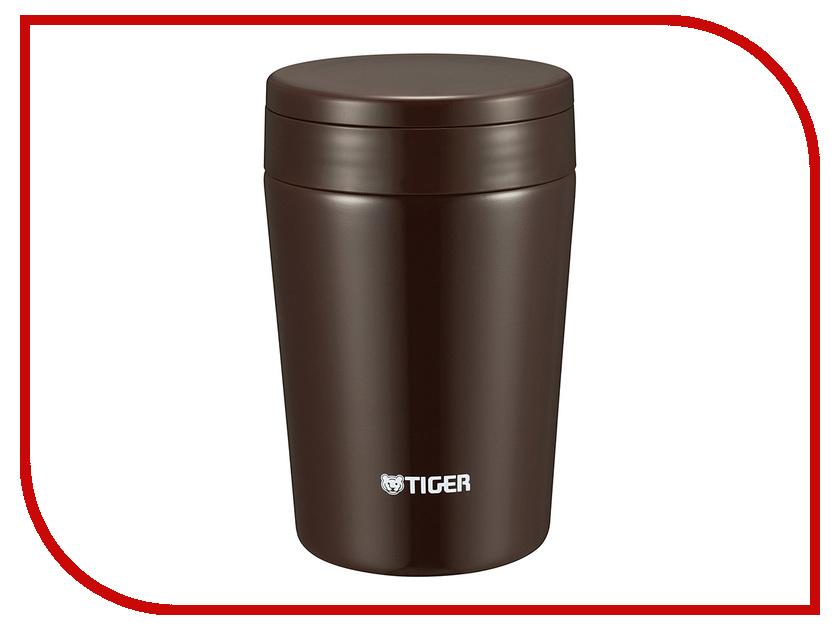 Термос Tiger MCL-A038 380ml Chocolate Brown термос tiger mmr a045 brown 1020175