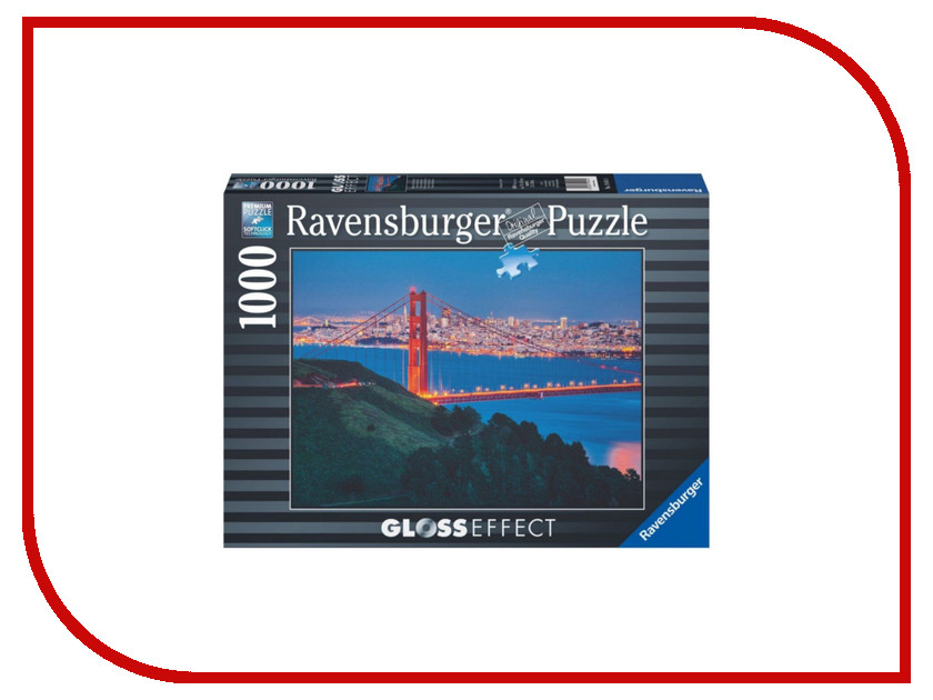 Пазл Ravensburger Сан-Франциско 19441