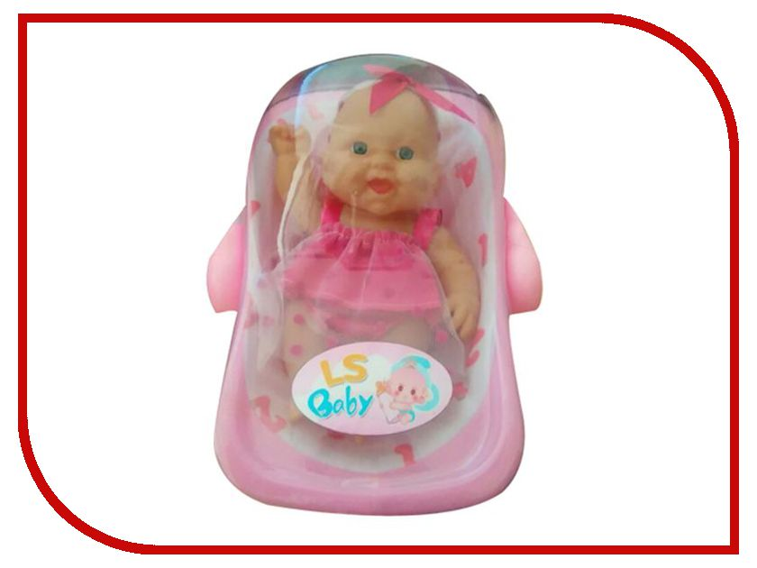 Кукла China Bright Пупс с аксессуарами 1399412