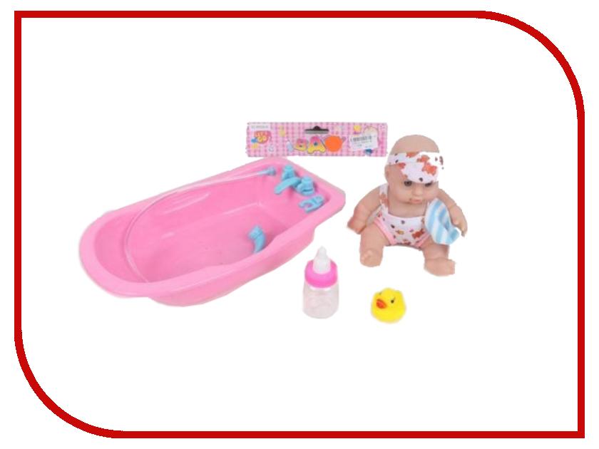 Кукла China Bright Пупс в ванночке 1558101
