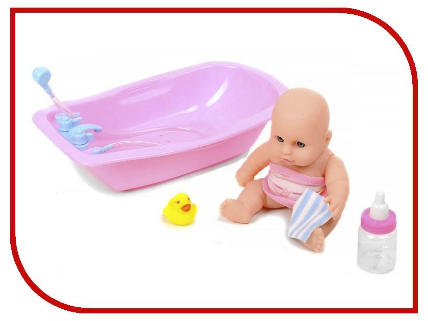 Кукла China Bright Пупс в ванночке 1558102